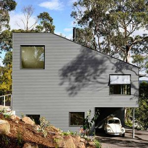 lorne hill house exterior angled entrance