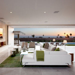 ehrlich architects mcelroy residence interior laguna beach california miranda brackett