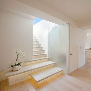 howeler yoon perimeter loft boston stair