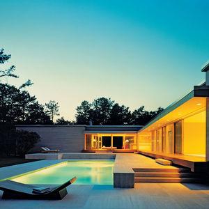sagaponac house 43 exterior back patio pool