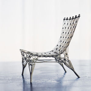 wanders marcel knotted chair
