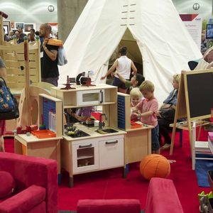 dwell modern family pavilion