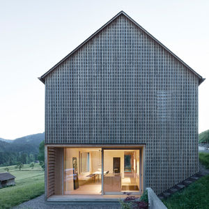 austrian latticework home front exterior