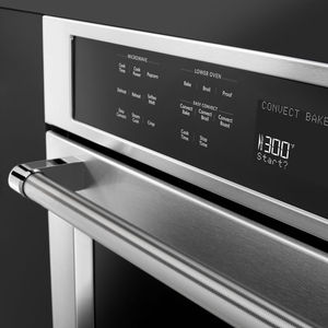 kitchenaid oven easyconvect