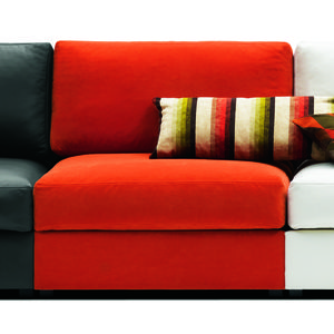 boconcept multicolor sofa