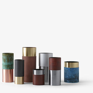 True Colour vases by Lex Pott for &Tradition