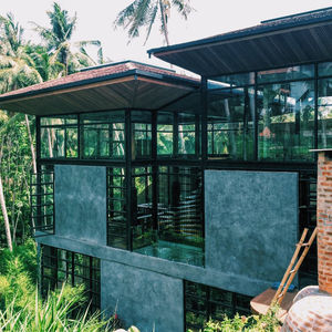 Sebastiano Residence in Bali by Architect Alexis Dornier
