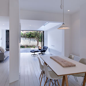6 kensal green renovation ground floor