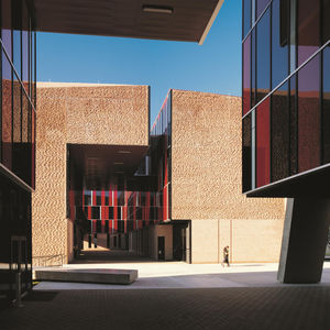 St. Edward's University Dorms, Austin, Texas, USA, completed in 2008
