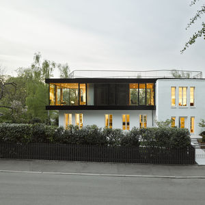Stuttgart renovation exterior