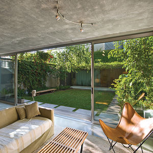 estomba house buenos aires argentina living area open outdoor