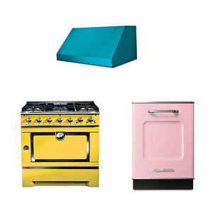 full spectrum kitchen appliances color