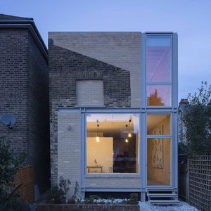 A respectful renovation for a London terrace house