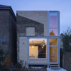 A respectful renovation for a London terrace house