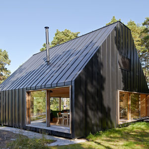 Swedish island retreat.
