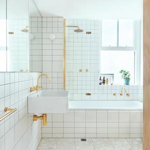Melbourne Apartment Bathroom