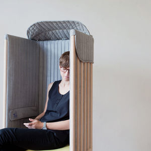 Agata Nowak Offline Chair by Agata Nowak