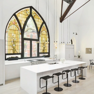 Converted Chicago church