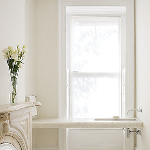 sooth sayer renovation new york bathroom marble sink fireplace