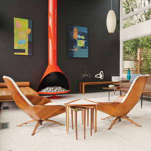 the big paypack renovation aqua lair cigar lamp malm fireplace living room