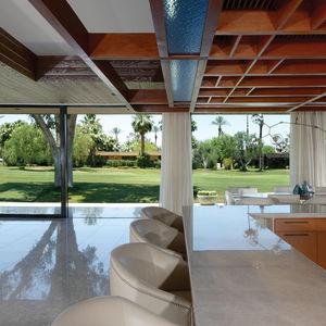 1973 Palm Springs home