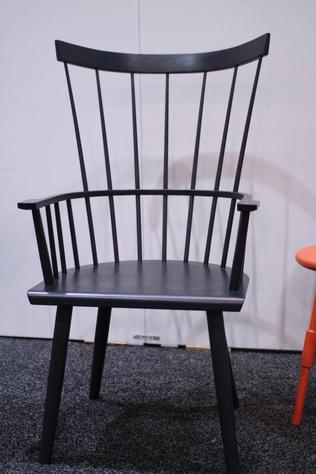 Modern chair at Dwell on Design 2012