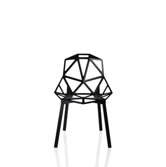 """Chair One by Konstantin Grcic for <a href=""""http://www.dwell.com/organization/magis"""">Magis</a>."""