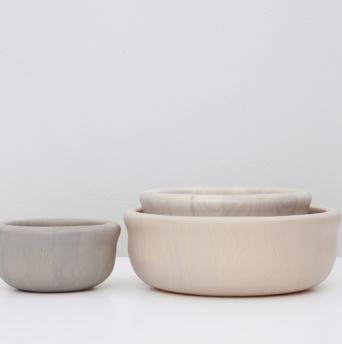 One Nordic bowling bowls