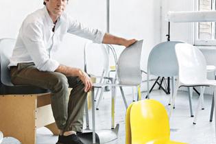 Jonathan Olivares, furniture, Dwell on Design, Los Angeles
