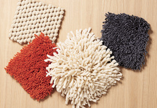 We lay down the eco-friendly options in wall-to-wall carpet.