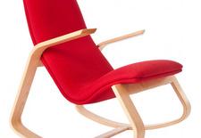 Modern Ralph Rapson rocking chair