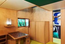 Art Basel Le Corbusier Interior of the Cabonon