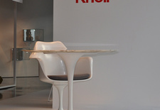Knoll chair onstage for Design Live presentation