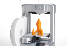 Modern 3D printer by Cubify
