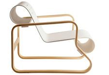 paimio armchair by alvar aalto for artek