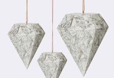 Paper Diamond Marble