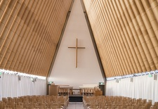 shigeru ban cardboard cathedral