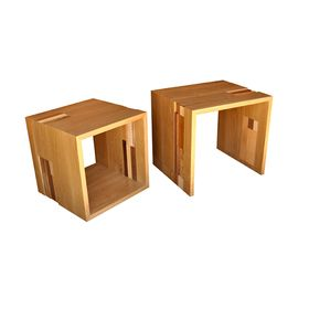 IANNONE SCRAPPERS NESTING TABLES