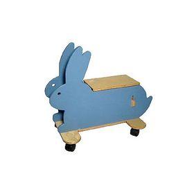 POD Roebuck Studio bunny scooter