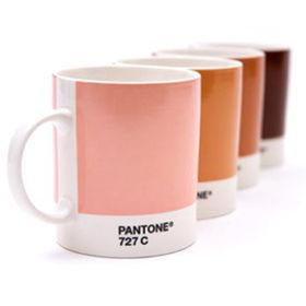 Pantone Tea Mug Set