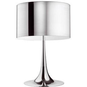 Ylighting spunt lamp silver