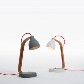 heavy desk light benjamin hubert for decode london desk lamps