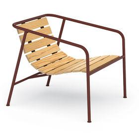 low chair jasper morrison established