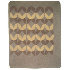 peace industry rug tulips