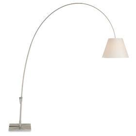 room and board costanza arc lamp