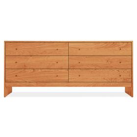 room and board stinson cherry dresser