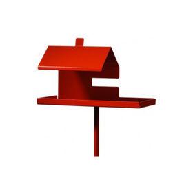 smd design stina sandwall birdhouse red