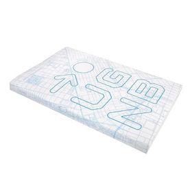 urban gridded notebook