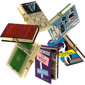 Olympia Le Tan book clutches