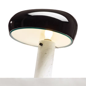 Snoopy lamp by Achille Castiglioni for Flos